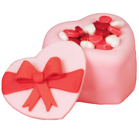 Heart-Shaped Candy Box