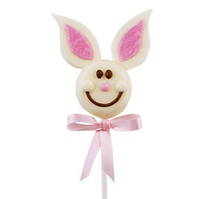 Bow-Tied Bunnies Lollipops