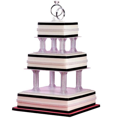 A Joyous Union Cake