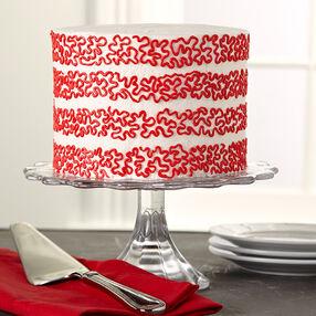 Red Hot Red Velvet Cake