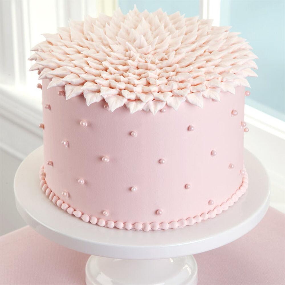 Just Peachy Keen Celebration Cake Wilton