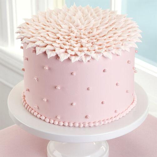 Just Peachy Keen Celebration Cake