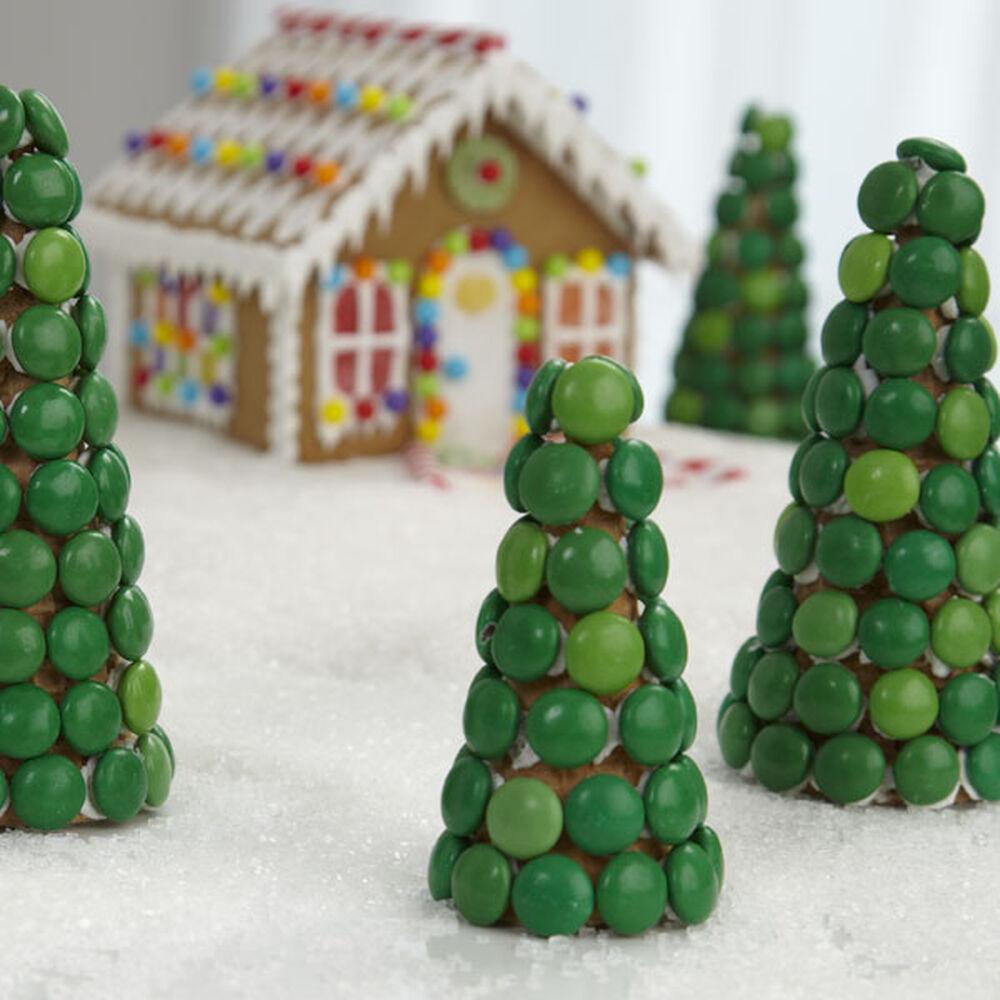 Candy christmas tree wilton