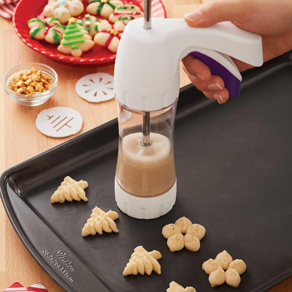 Classic Spritz Cookies Recipe | Wilton