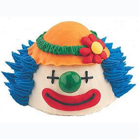 The Greatest Clown On Earth Mini Cakes