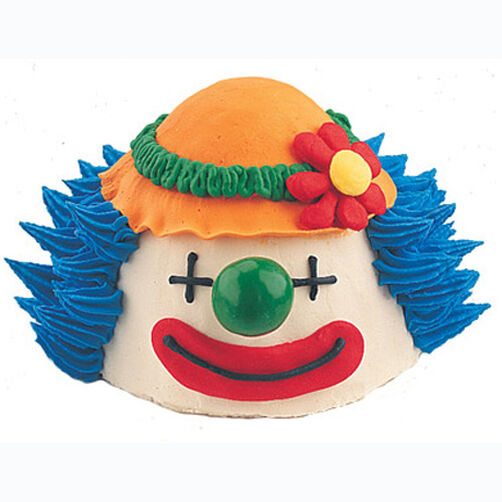 The Greatest Clown On Earth Mini Cakes