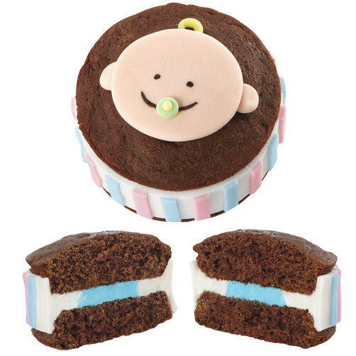 Baby Face Whoopie Pies
