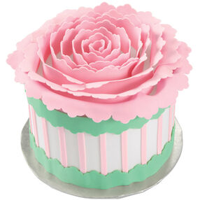 Sweet as a Rose Cake