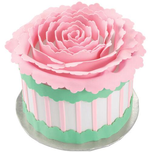 Sweet as a Rose Cake