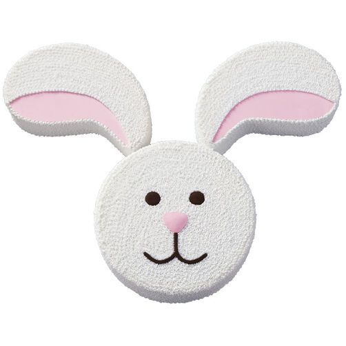 Springtime Easter Bunny Cake
