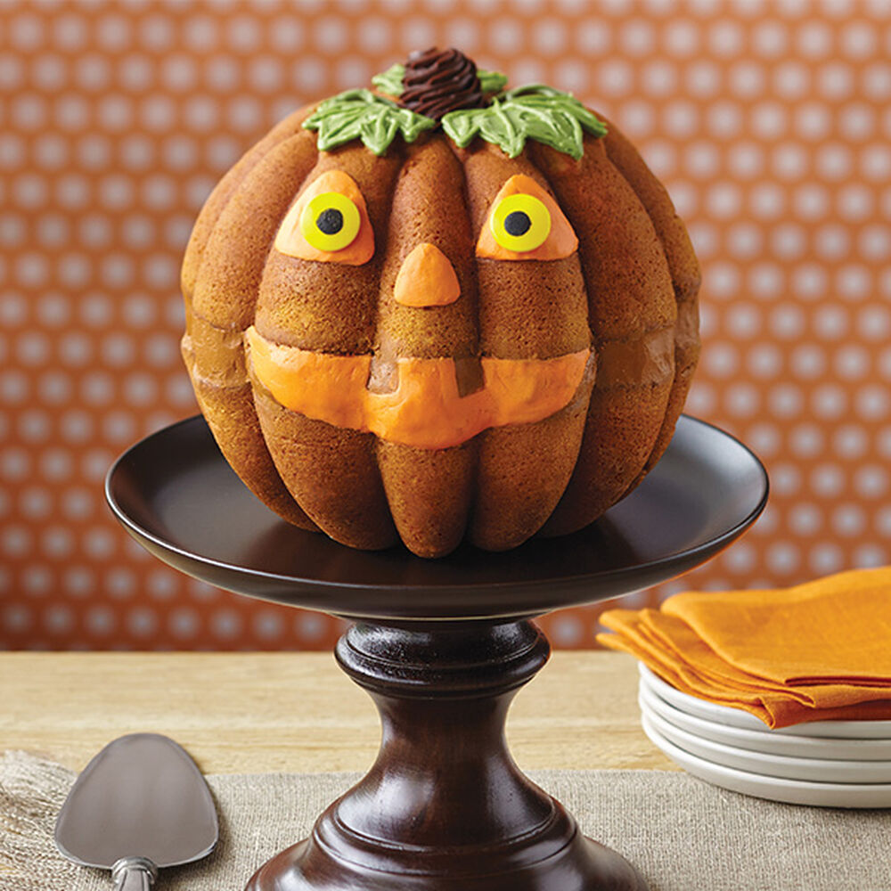 Pumpkin Pound Cake Recipe Wilton