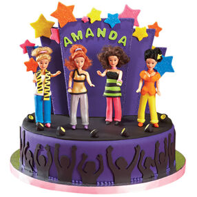 Diva?s Debut Cake