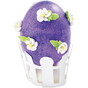 Lush Lavender Easter Eggs