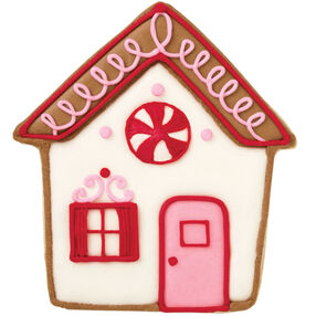 Sweet and Pink Cottage Cookie