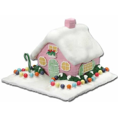 Fantasy Land Gingerbread House