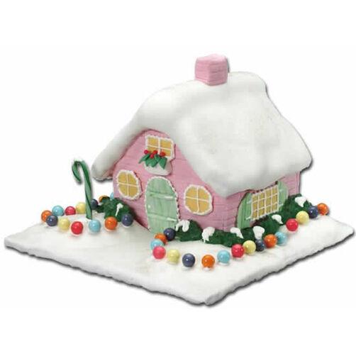 Fantasy Land Gingerbread House