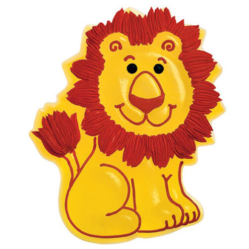 Jolly Gelatin Lion