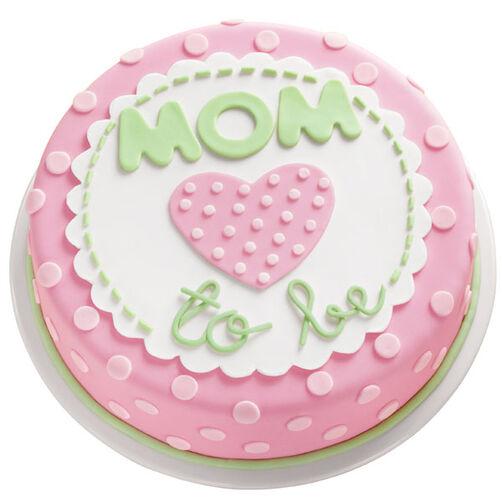 Spot-On Mom Cake