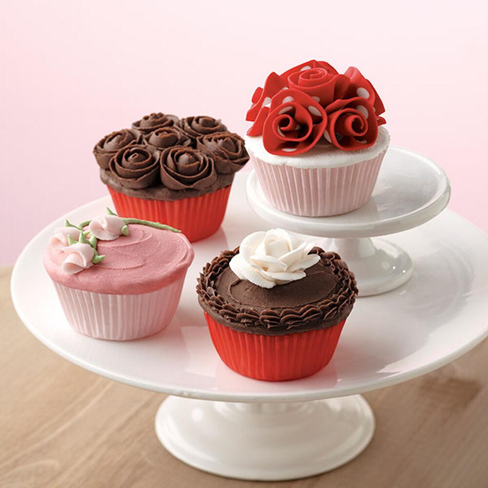 Rose Cupcake Quartet | Wilton