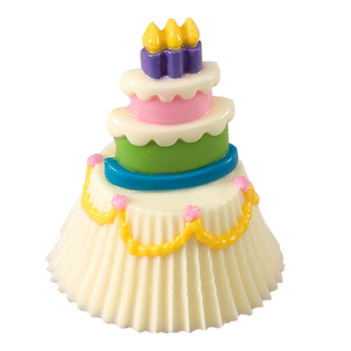 Candy-Coated Mini Cakes