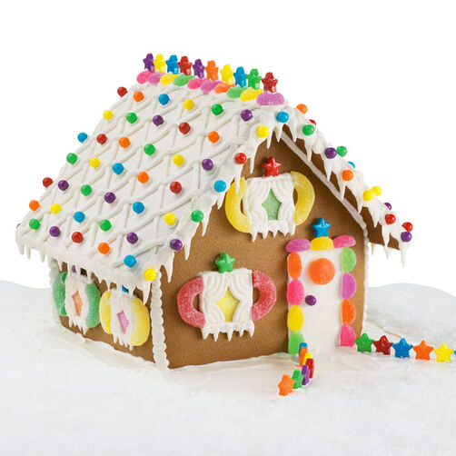 Icicle Inn Gingerbread House