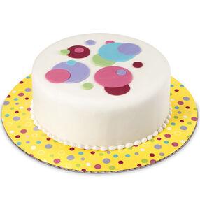 Celebration Circles Cake