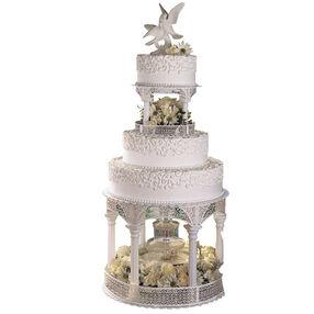 Gazebo Grandeur Cake