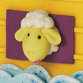 Fondant Sheep