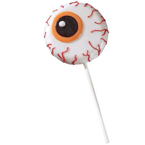 Eerie Eyesore Cookie Pop