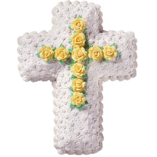 Cross Shaped Cake Pops