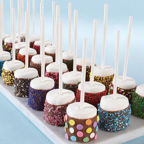 Como Preparar Cake Pops De Chocolate