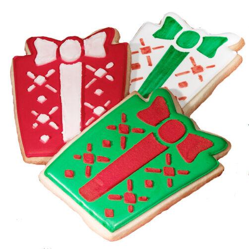 Peppermint Package Cookies