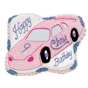 Her Birthday Whirl Cake
