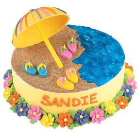 Fun's A Shore Thing Cake