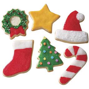 Jolly Gel Christmas Cookies