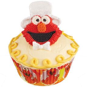 Elmo's Showtime Cupcakes
