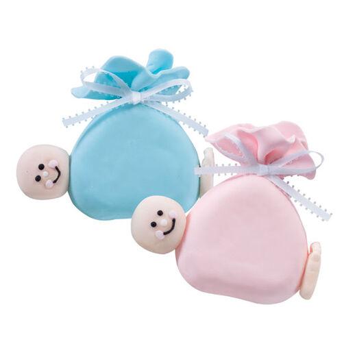 Babies in a Bundle Mini Cake