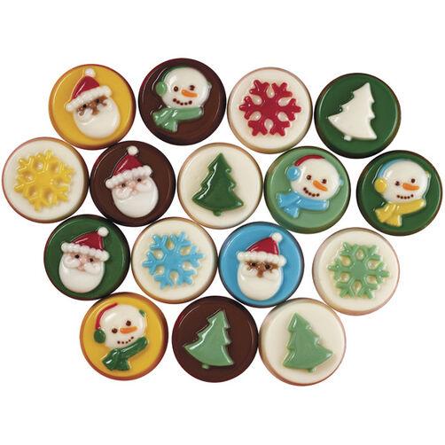 Mini Winter Cookies
