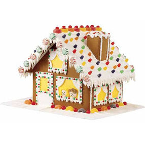 Polar Playhouse Gingerbread House