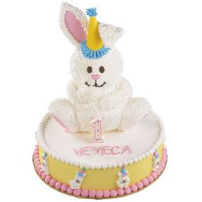 A Bunny Bash Cake