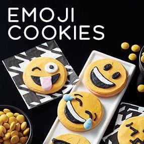 Emoji Cookies Class