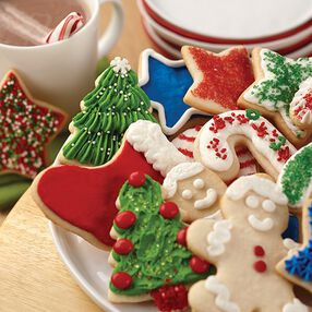 Aw Sugar, Sugar Christmas Cookies