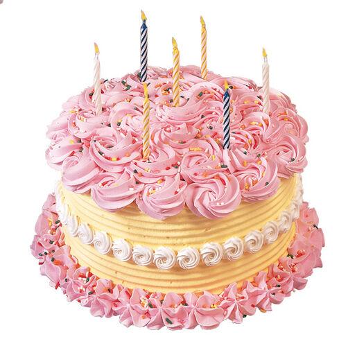 World of Swirl Cake