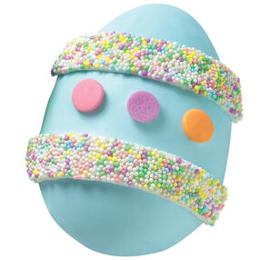 Spot Your Eggs Mini Cakes