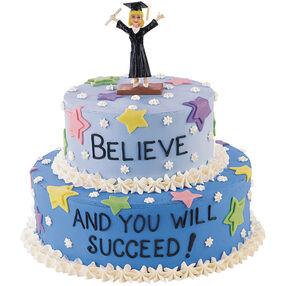 Graduation Mindset Cake