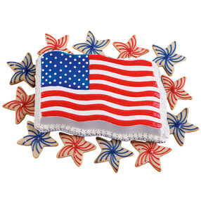 American Made Cake and Cookies