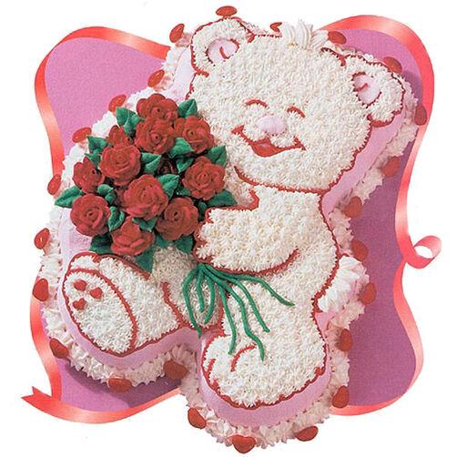 Roses Never Fail! Cake