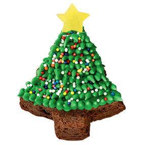 Spruce Up the Season! Brownies