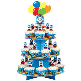 Thomas Cupcake Cargo