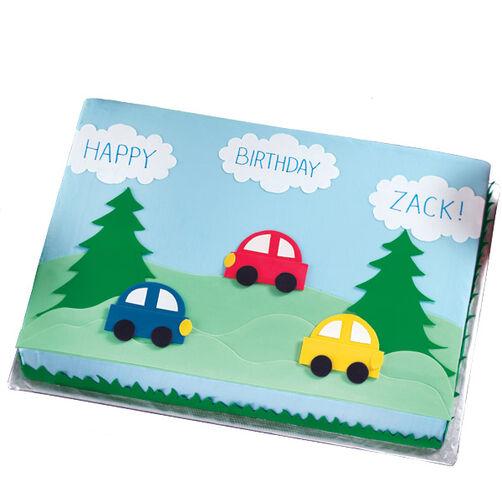 Scenic Drive Cake